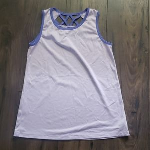 Champion girls workout top